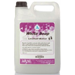 White Soap Sapone Lavamani...