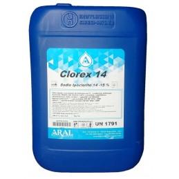 Clorex 14 Cloro Liquido per...