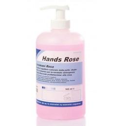 Hands Rose Sapone Liquido...