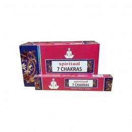 Spiritual 7 Chakras Incensi...