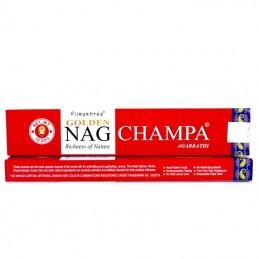 Golden Nag Champa Incenso...
