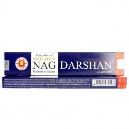 Golden Nag Darshan Incenso...