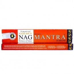 Incensi Golden Nag Mantra...