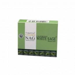 Golden Nag White Sage...