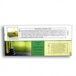 Aromatherapy Lemongrass...